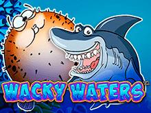 Онлайн автомат Wacky Waters подарит море позитива!